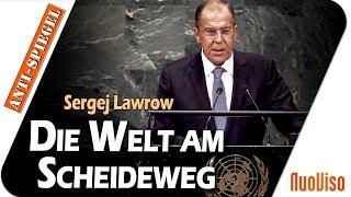 Russische Rede - UNO Vollversammlung September 2019