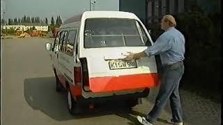 Vor fast 30 Jahren !!! Elektroautos - Der 7. Sinn E-Mobilität WDR 1992
