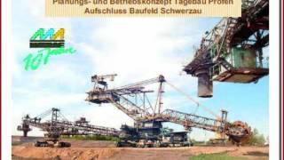 Reuden Sachsen Sumpf Braunkohle Tagebau -es geht um Milliarden- und nicht um 4 Tausend