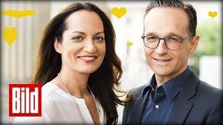 Heiko Maas und Natalia Wörner - Ihr erstes Liebes-Interview 2015