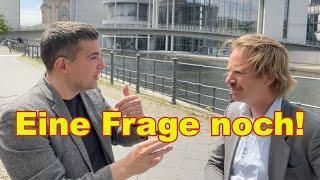 Exklusiv: Der niederländische Journalist, der Merkel in die Ecke drängte, über deutsche Medien. ,