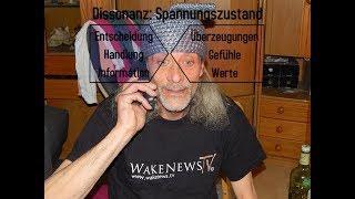 Schrumpfkopf TV / Kognitive Dissonanz — Diskussionen komplett sinnlos und pure Zeitverschwendung