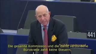 Godfrey Bloom im EU Parlament : Sie werden Euch aufhängen und im Recht sein