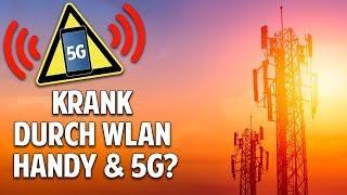 Wlan, Handy & 5G - Wie krank machen sie uns wirklich? Der Experten-Talk