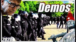 Trump gegen Massenimpfung | Demos Schweiz & Deutschland | China gesteht...