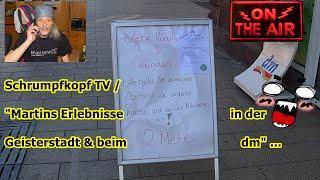 """Trailer: Schrumpfkopf TV / """"Meine Erlebnisse in der Geisterstadt und beim dm"""" ..."""