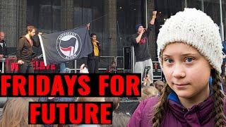 Fridays For Future – Antifa greift an