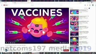 BANNED DOCUMENTARY kurzgesagt in a nutshell + bill gates vaccine child behavior programming psyop