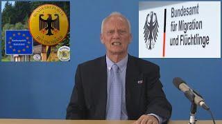 Kriminalität im Kontext der Zuwanderung - Uli Henkel AfD MdL zeigt hier Teil I der Doku