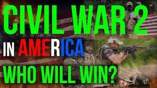 CIVIL WAR 2 in America - WHO WOULD WIN? In-Depth Analysis