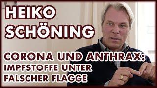 Anhören und weit verbreiten !!  Heiko Schöning - Corona - Kriminelle Zusammenhänge verstehen