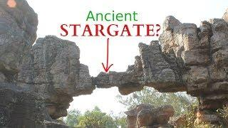 Ancient STARGATE Found in India? Silathoranam at Tirumala Temple