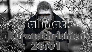 HallMack Kurznachrichten 28/01