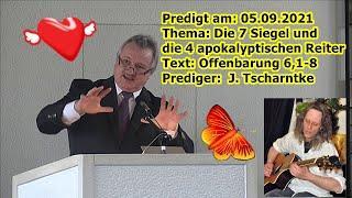 """Matthäus 24, 4 – 14 mit Jakob Tscharntke (Spiegel) !!!"" ..."