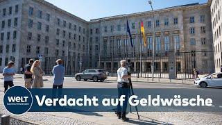 9.9.2021 - RAZZIA IN SPD-geführten MINISTERIEN: Staatsanwaltschaft durchsucht Bundesfinanz- und Bund