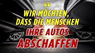 """Berliner Verkehrssenatorin: """"Wir möchten, dass die Menschen ihre Autos abschaffen"""""""
