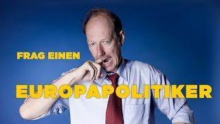 FRAG EINEN EUROPA-ABGEORDNETEN |Martin Sonneborn über Axel Voss, Silvio Berlusconi und die AfD