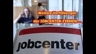 Trailer: Weitere Verfehlungen der JOBCENTER-FIRMEN ...