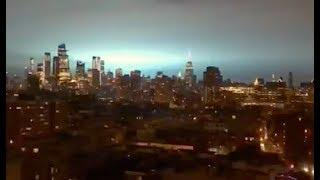 """""""Electrical Spectacle"""" witnessed by THOUSANDS! - Two MAIN events on same day 1100 miles apart"""
