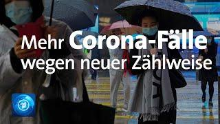 Viele neue Corona-Infizierte !!!!! Weil man sie nicht mehr auf Corona testet !!!!!