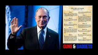 Bloomberg's Groups Tell Governors To Ignore President & 2nd Amendment