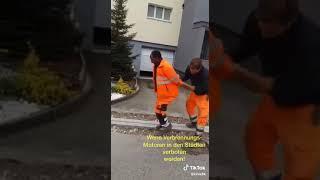 Lustig - Wenn Verbrennungsmotoren in den Städten verboten werden