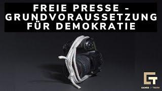 Freie Presse - Grundvoraussetzung für Demokratie