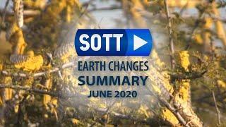 Juni 2020: Extreme Wetterlagen - gehört das zum GREAT RESET ?