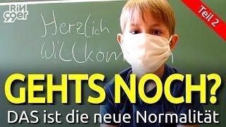 UNGLAUBLICH: Polizei wegen CORONA-TEST für SCHÜLER  |  Fortsetzung