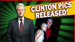 Epstein Update! Clinton Pics Taken By THE MEGA AGENCY Released By The Sun!