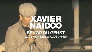 Xavier Naidoo - Bester Sänger, klasse Musiker