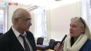 2014-12-16 In den Fängen der Justiz - Prof. Dr. Aris Christidis Landgericht Gießen - Interview II