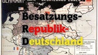 Für Neulinge zum Thema Besatzungs-Republik-Deutschland