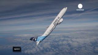 Und so kriegt die NASA ihre Bilder - ESA Euronews: Zero-G fliegen