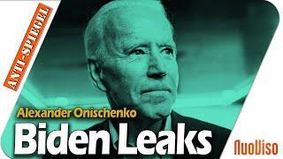 Insider packt aus: Wie Biden und Soros in der Ukraine über 1,5 Mrd. erbeutet haben