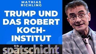 Mathias Richling: Das RKI und Donald Trump