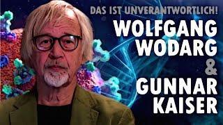 """""""Ich versteh nicht, dass die Menschen so naiv sind."""" - Dr. Wolfgang Wodarg im Gespräch"""