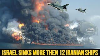 Israel Attacked Dozens of Iranian Tankers, Tehran Lost Billions
