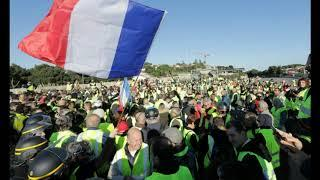 More Than 280,000 People Protest Rising Fuel Prices In France