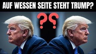 Auf wessen Seite steht Trump? (Chabad Lubawitsch, Putin, Jared Kushner, Israel,  ... )