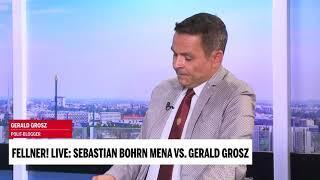"""Der """"Heimaturlaub"""" von Asylwerbern im Land der Peiniger - Gerald Grosz in Fellner Live auf oe24.tv"""