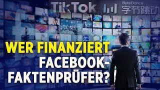 Facebook-Faktenprüfer von TikTok und ByteDance finanziert | Vodafone zensiert Meditations-Webseiten