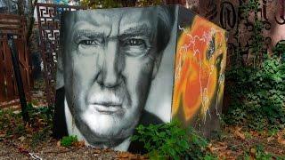 Donald Trump - Rede über das politische Establishment - Deutsch
