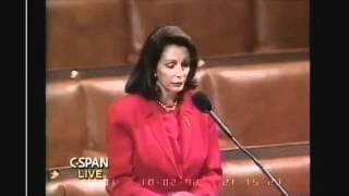 U.N. Agenda 21 feat. Nancy Pelosi 'Worthless Madam' (1992)