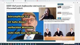 Trailer: Schrumpfkopf TV / Ich halte diesen verfluchten Wahnsinn nicht mehr aus, echt nicht ...