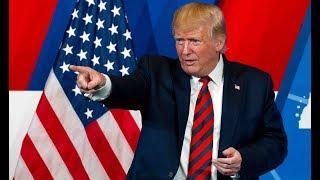 Warum Donald Trump häufig orange ausshieht