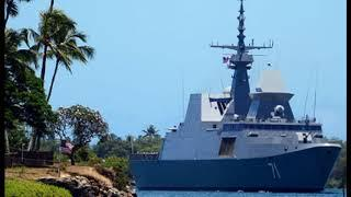 Gearing Up for A Battle- US and Australia to Build Pacific Base to Stop China's Influence