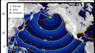 Monster 8.2 Earthquake Hits Off Alaska's Coast, Tsunami Warning Issued For Coastal Regions