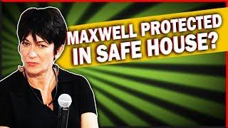 HUGE EPSTEIN UPDATE! Is Maxwell Moving Through A Safe House Network?