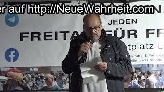 Tolle Rede von Jürgen Lessner: Herr Kurz, schleichen sie sich endlich
